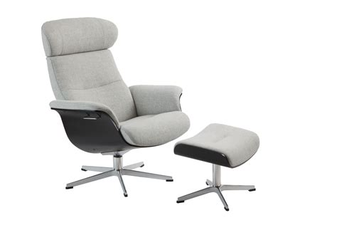 timeout sessel conform conform timeout relaxsessel x fu 223 aluminium in stoff