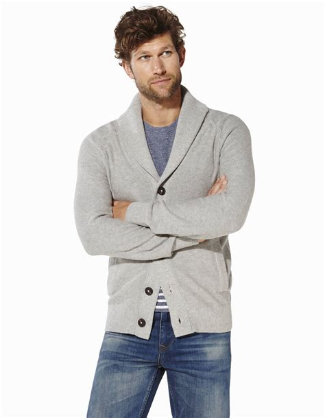 Cardigan Import 3 cardigan jersey envers coton majoritaire cession1