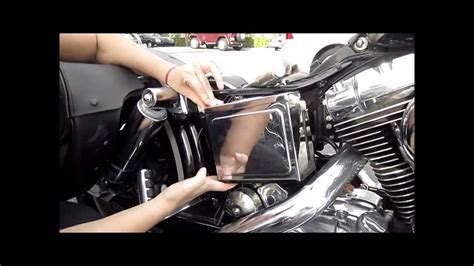 bob seat removal how to remove battery cover from a harley davidson how