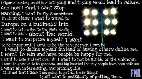 Friday Lights Quote by Quotes From Friday Lights Quotesgram