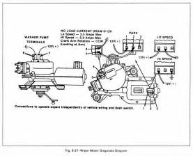 72 gm windshield wiper wiring diagram circuit diagram free