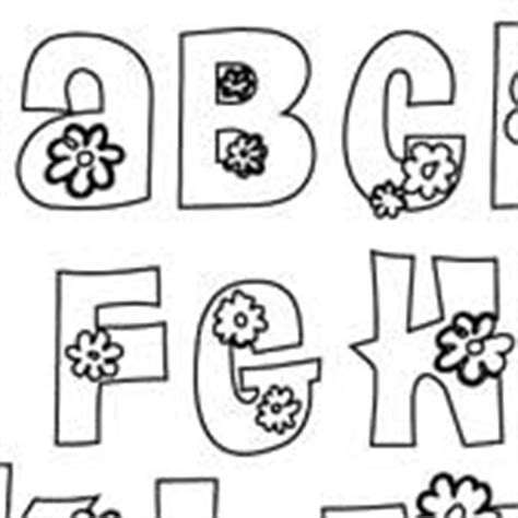 printable alphabet letters with flowers kids flower crafts woo jr kids activities