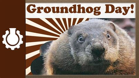 groundhog day like groundhog day explained