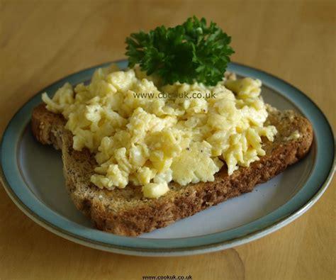 scrambled eggs cookuk recipes