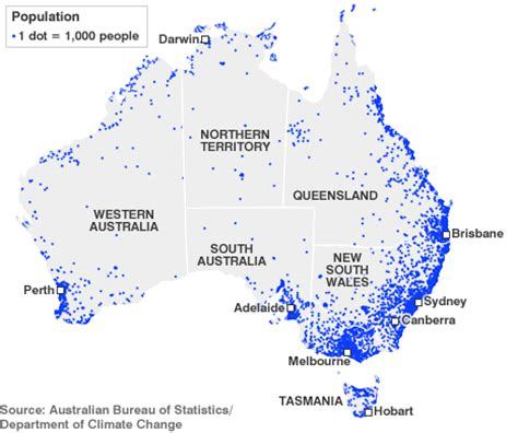australia population map news asia pacific australia coastal living at risk