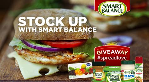Kroger Gift Cards Balance - smart balance sweepstakes enter to win a 400 kroger gift card kroger krazy