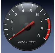 Tachometer Gauge For Auto/Truck Instrument Panel By