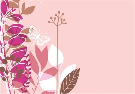 wallpaper butterfly pink vector butterfly vector pink toned wallpaper download free