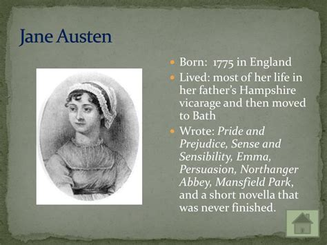 biography jane austen ppt ppt famous british writers powerpoint presentation id