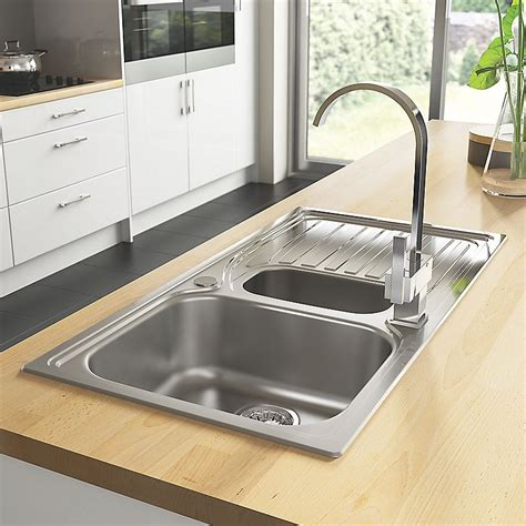 screwfix kitchen sinks screwfix direct catalogue kitchen sinks and taps from