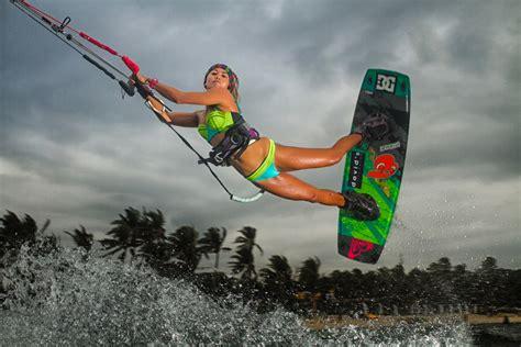 best kiteboard best kiteboarding wallpaper paula rosales with a colorful