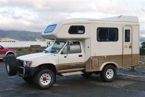 toyota motorhome 4x4 truck cer of the day defineyourroad truck