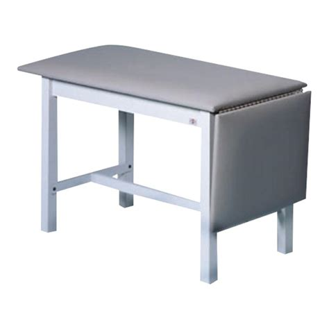 h brace table hausmann space saver treatment or table with h brace