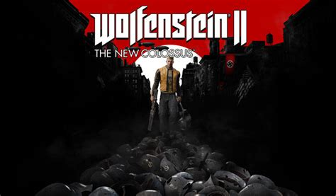 the of wolfenstein ii the new colossus books e3 2017 wolfenstein ii the new colossus announced