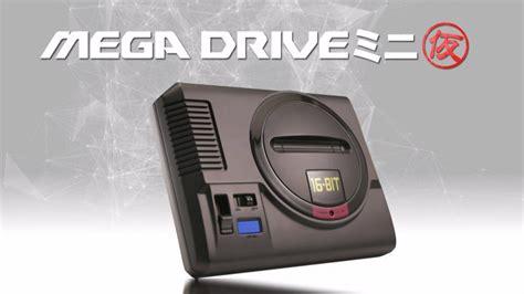 console nintendo anni 90 sega mega drive mini rivive la retro console anni 90