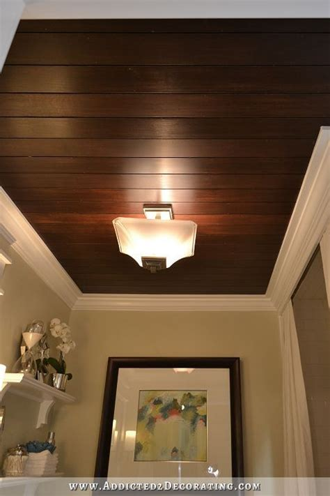 bathroom wood ceiling ideas stains music rooms and plywood ceiling on pinterest