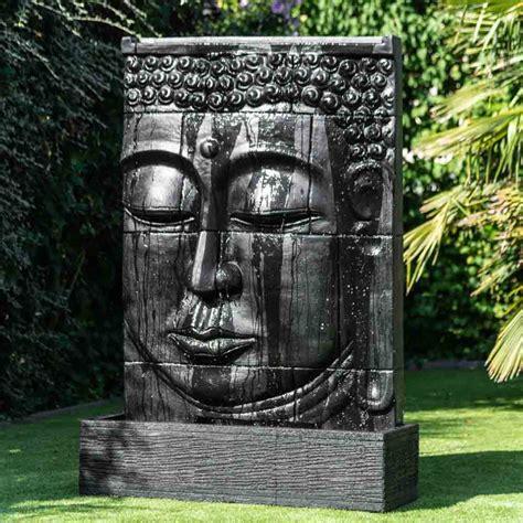 decoration mur exterieur jardin