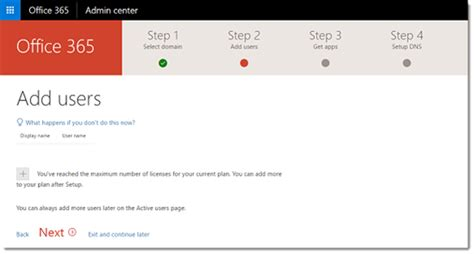 Office 365 Wiki Office 365 Adding A Custom Domain Technet Articles