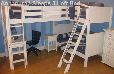 3 bed bunk beds best bunk beds