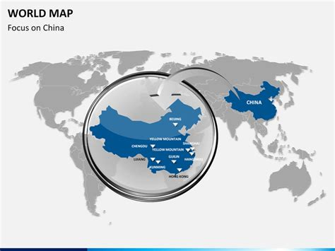 Powerpoint World Map Sketchbubble powerpoint world map sketchbubble