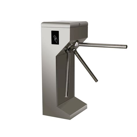 Tripod Gate gate barrier system 304 stainless steel tripod turnstile gate with rfid card metro station