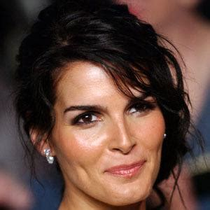 angie harmon tattoo angie harmon bio facts family birthdays