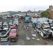Car Breakers Yard Railway Street Grimsby  Geograph