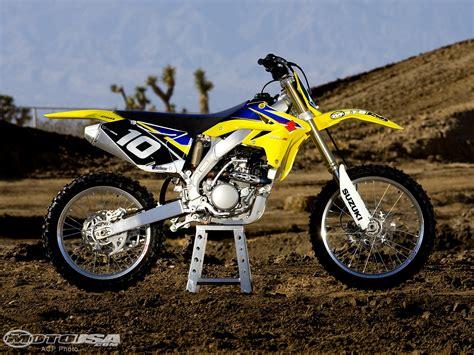 2009 Suzuki Rmz250 2009 Suzuki Rm Z250 Comparison Motorcycle Usa