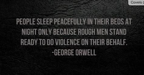 people sleep peaceably in their beds people sleep peacefully in their beds at night only