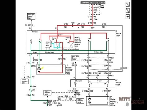 2004 pontiac grand prix gtp fuse box diagram wiring