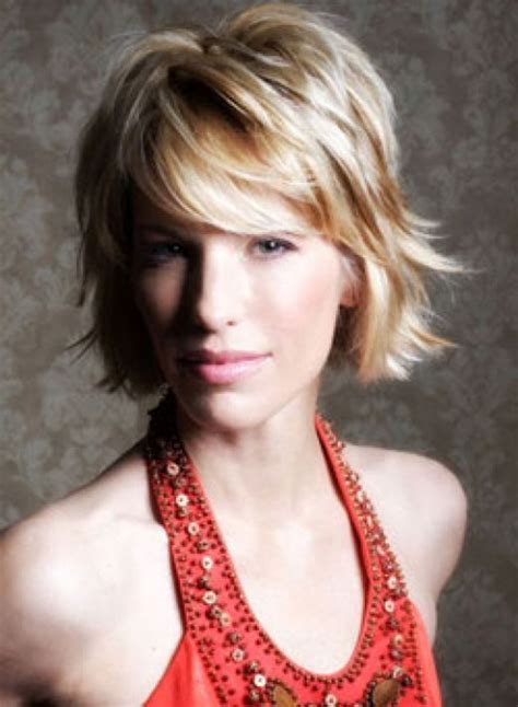 Best Short Choppy Layered Bob Hairstyles   New Hairstyles