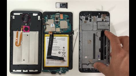 t mobile de how to take apart the t mobile revvl plus in 6 minutes