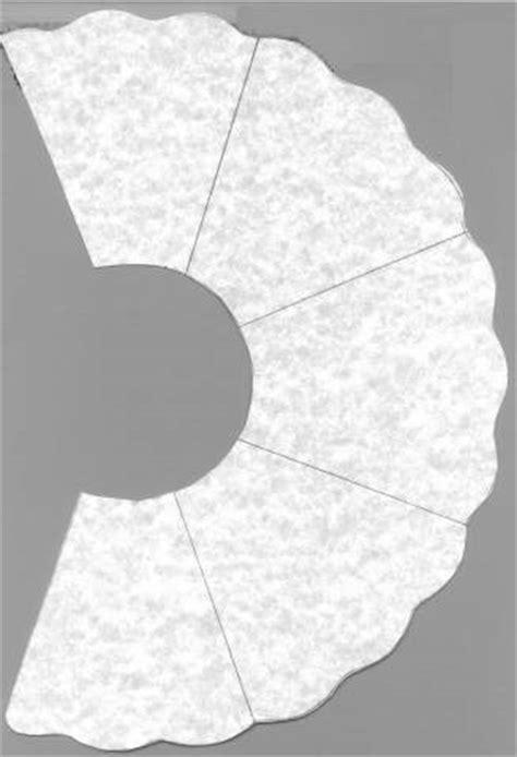 pattern for paper l shade vellum lshade templates by misscrete at