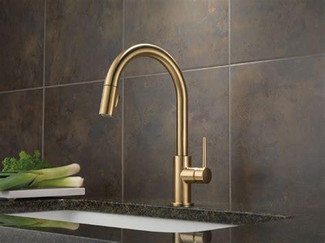 Attractive Bridge Style Kitchen Faucets #9: Delta-trinsic-9159-CZ-DST-4-full.jpg