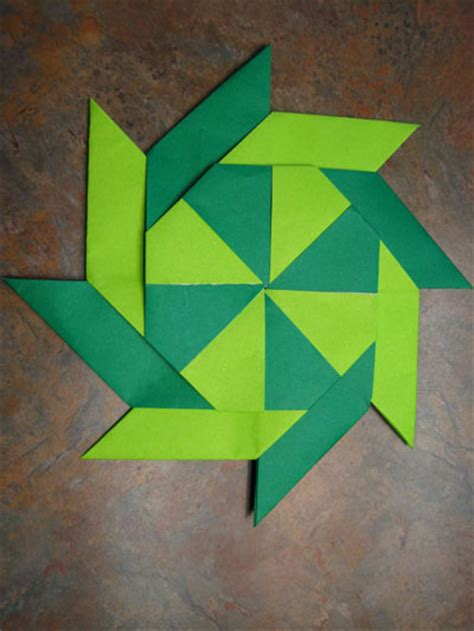 How To Make A Origami Pinwheel - data center modular driverlayer search engine