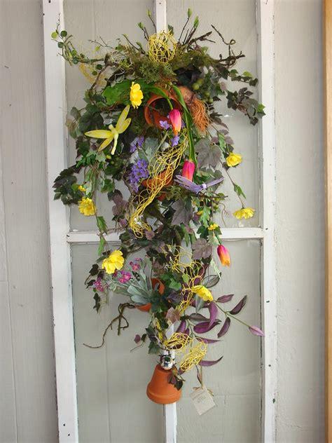 silk walldoor swags wreaths fresh flowers shop