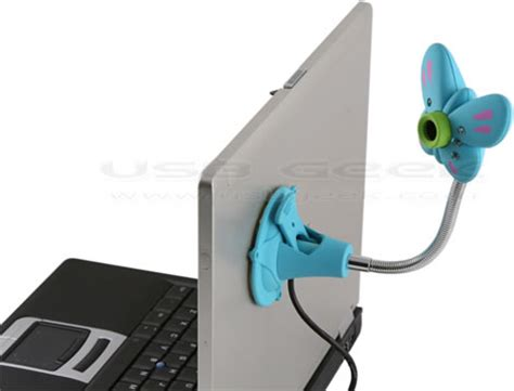 butterfly usb web cam