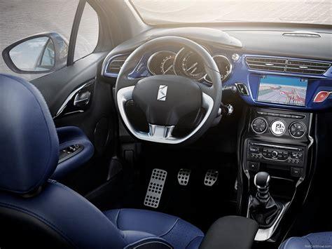 Citroen Ds3 Cabrio Interior by Citroen Ds3 Cabrio Picture 114 Of 174 Interior 2014
