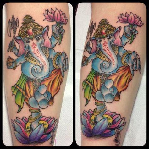 ganesh tattoo bali balinese tattoos symbols designs pictures tattlas