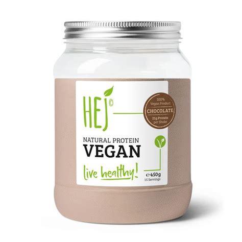 protein vegan hej protein vegan 450g