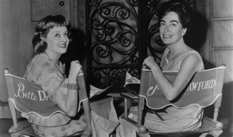 bette davis and joan crawford feud see the official trailer the joan crawford bette davis hollywood rivalry that