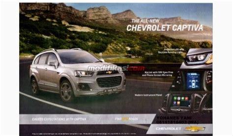 Karpet Mobil Chevrolet Orlando 2017 chevrolet captiva disel fwd new diskon menarik