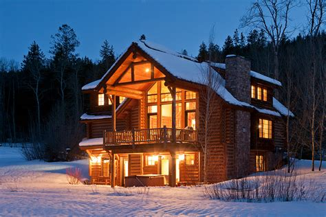 Rental Cabins In Jackson Wyoming by Jackson Vacation Rental Cabin Company Ski