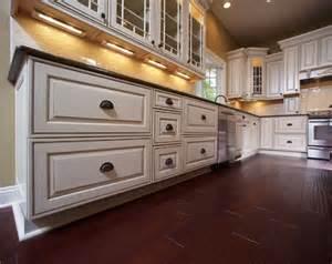 Kitchen Cabinet Glaze Colors Custom Home Kitchen Cabinet Design Ideas Glazed Cabinets