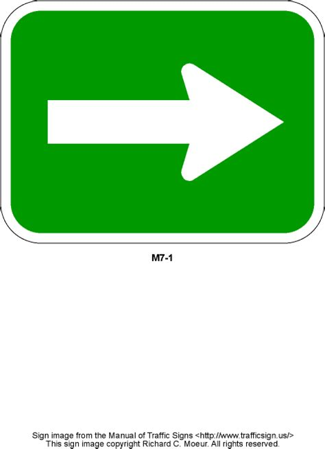 st on left or right manual of traffic signs bicycle signs
