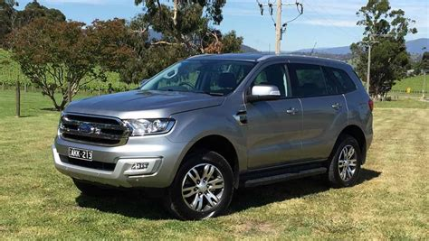 Ford Everest by Ford Everest Rwd 2017 Review Carsguide