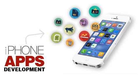 iphone mobile apps iphone application development