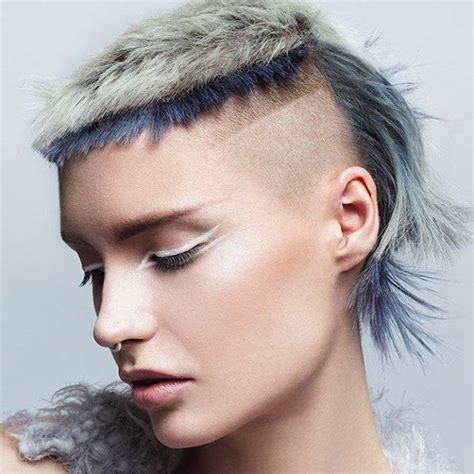popular british hairstyles 21 best punk hairstyles for women images on pinterest