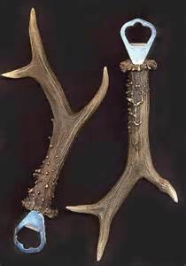 Curtain Tie Back Pins Deer Antler Bottle Opener Lets Build And Furnish My