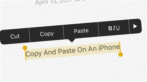 how do you copy and paste on android how to copy and paste on an iphone everything you need to